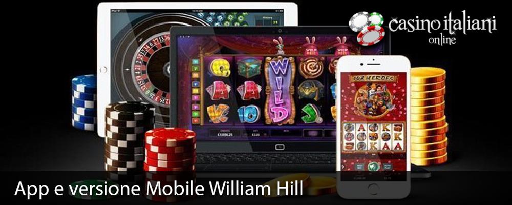 App-versione-mobile-william-hill