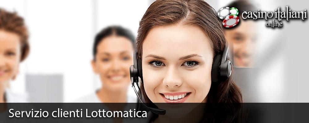 Servizio clienti Lottomatica