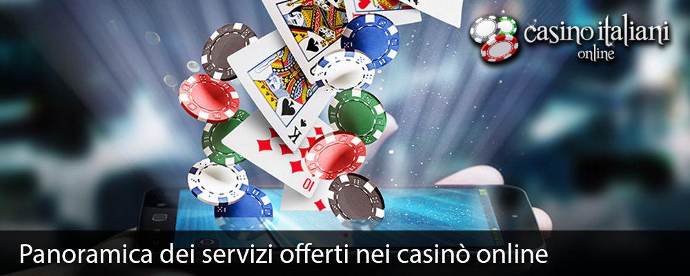 Il Conto demo offerto dai casino online