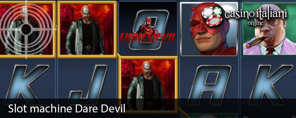 Slot machine Dare Devil