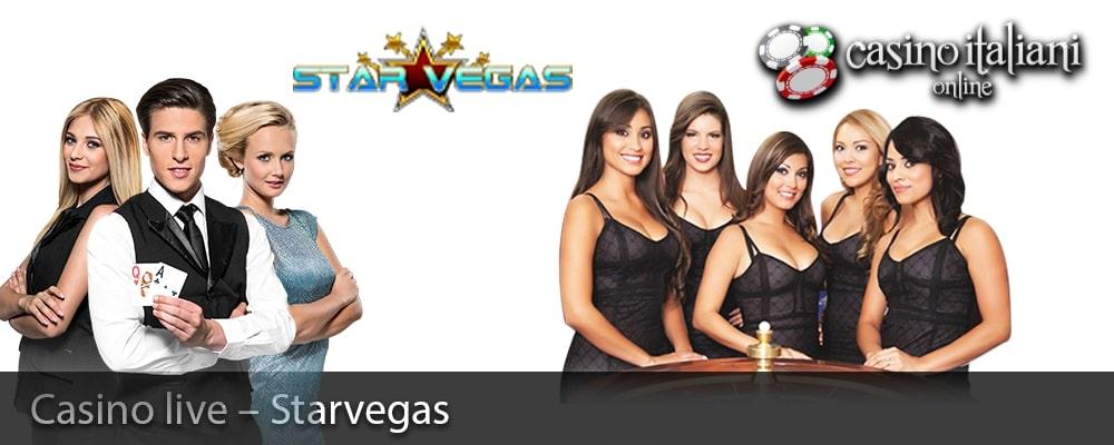 Casino live – Starvegas