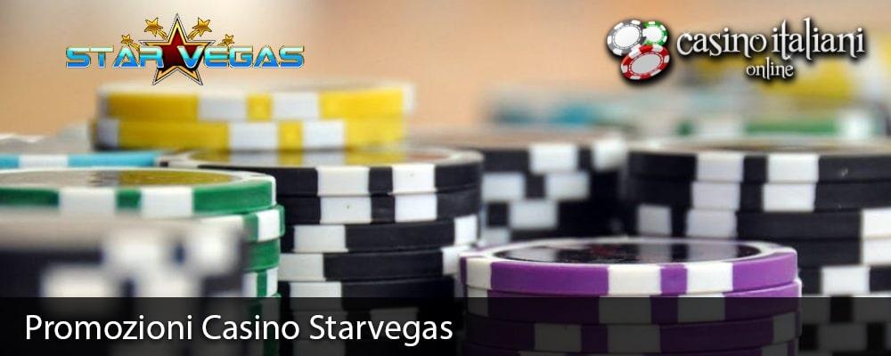 Promozioni Casino Starvegas