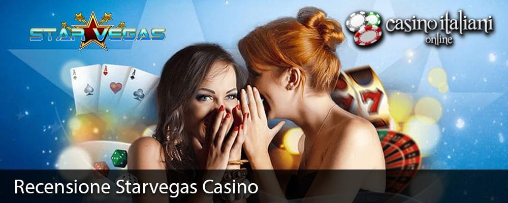 Recensione Starvegas Casino