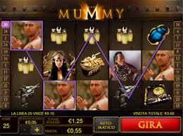Slot Machine The Mummy